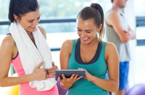 Personal Trainer iPad