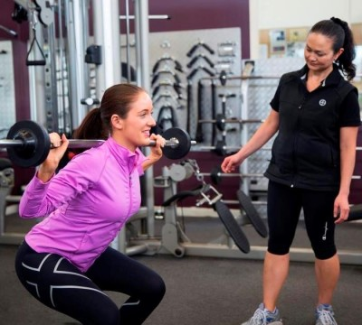 Personal Trainer Fitness Trend